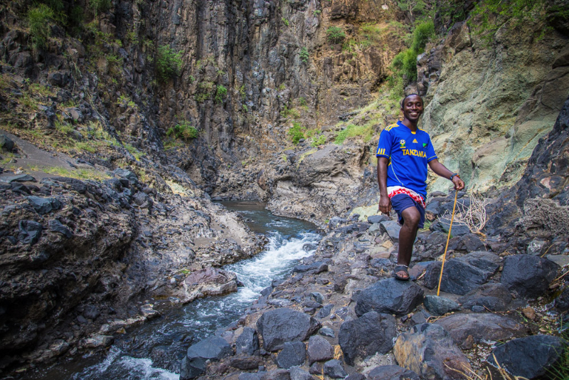 Massaï ne veut pas forcément dire habit traditionnel