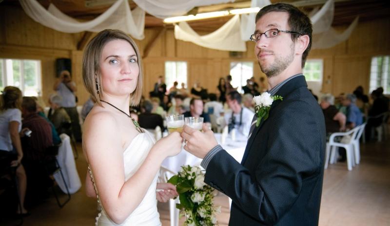 un mariage pas comme les autres