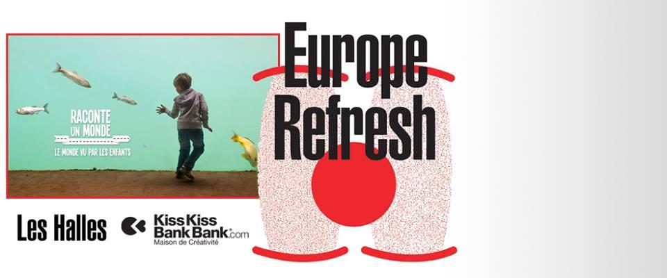 Europe Refresh aux Halles de Schaerbeek