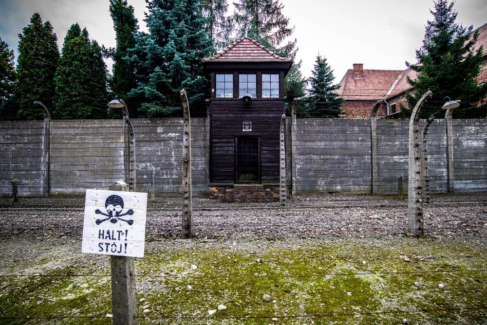 visite Auschwitz-Birkenau - Mirador d'Auschwitz
