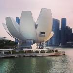 Illustration de Singapour gratuit : Marina Bay