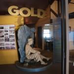 Visite de la mine de Bendigo - le musée