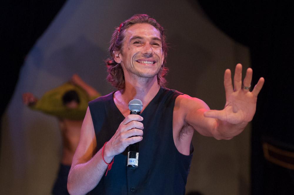 Gauthier directeur artistique cirque phare siem reap