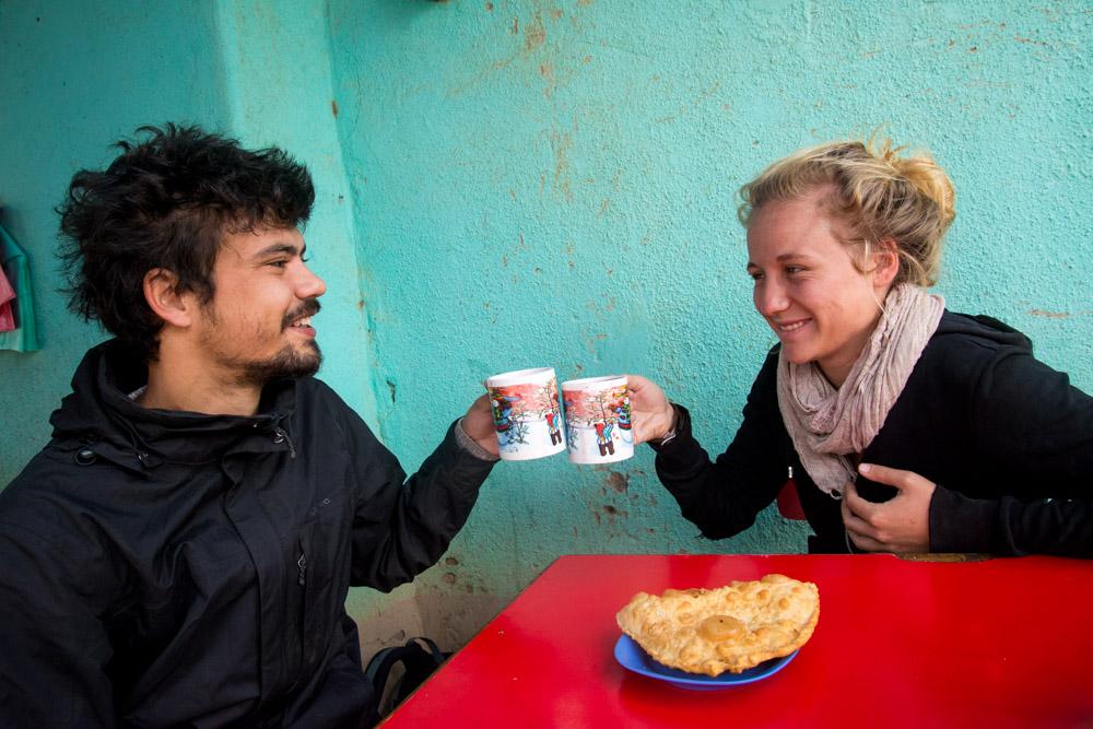 Cuisine bolivienne : l'api