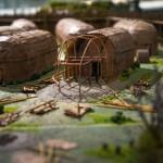 maison des amérindiens sédentaires