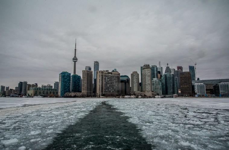 Traversier jusqu'à Toronto, Canada