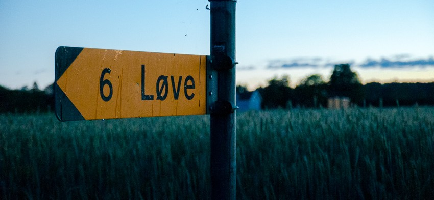 love, une village de norvège