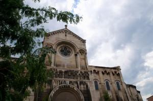 églises et cathédrales de mâcon