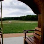 Oeno-tonneaux à Lugny, au domaine Joseph Lafarge (Clos du Grand bois)