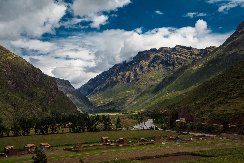 La vallée incas de Pisac, dans la région de Cusco