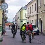 Week-end en Pologne, le long de la Green Velo - Zamosc