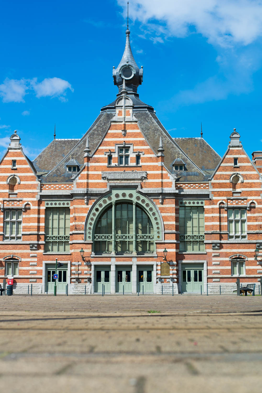 Bruxelles : visiter Train World, le musée du train à Schaerbeek
