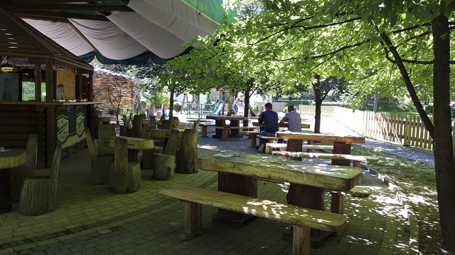 camping Slapić