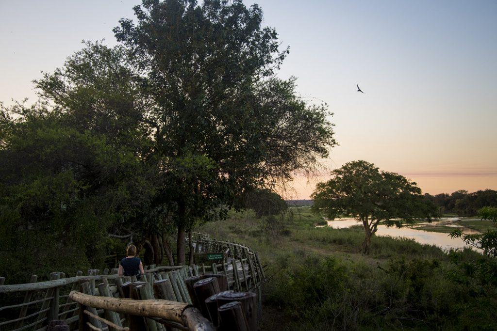 Lower Sabie rest camp Kruger Park