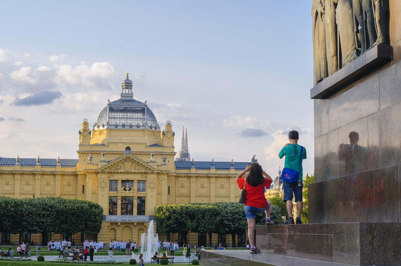Zagreb's Art Pavilion - Meštrović Gallery