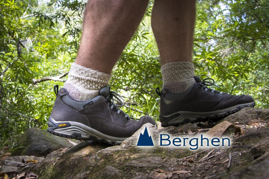 Berghen - les chaussures de randonnées Morillon Low