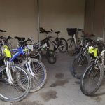 garage à vélo - Sandaya Tamaris