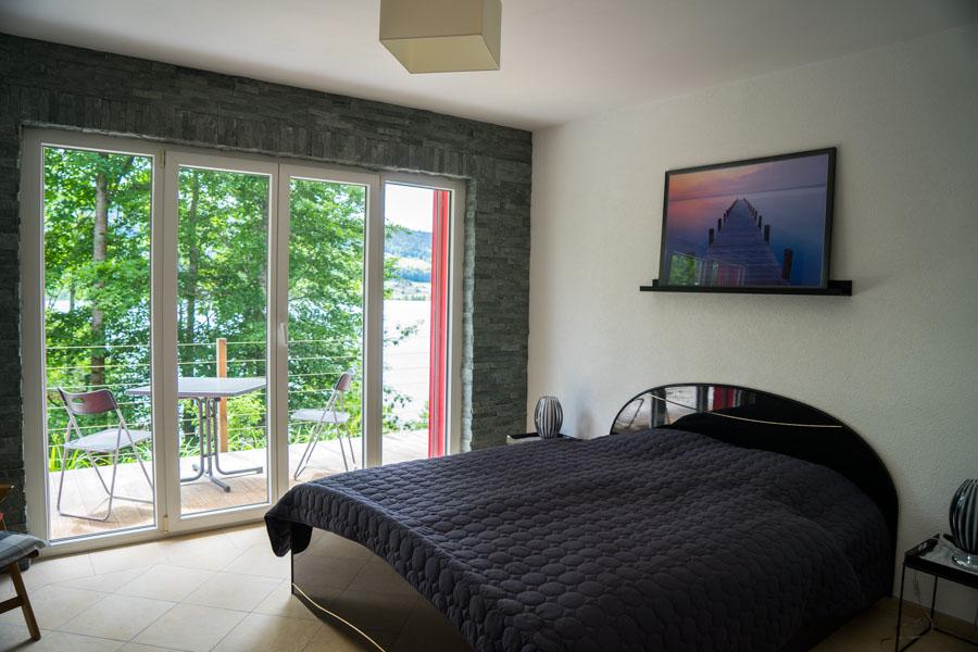 Lac de Joux, Canton de Vaud, Suisse