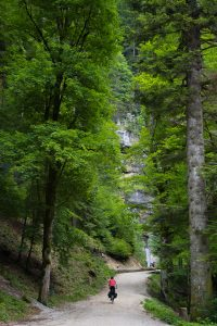 Les grottes de Vallorbes, Lac de Joux