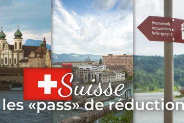 Suisse les pass de réduction