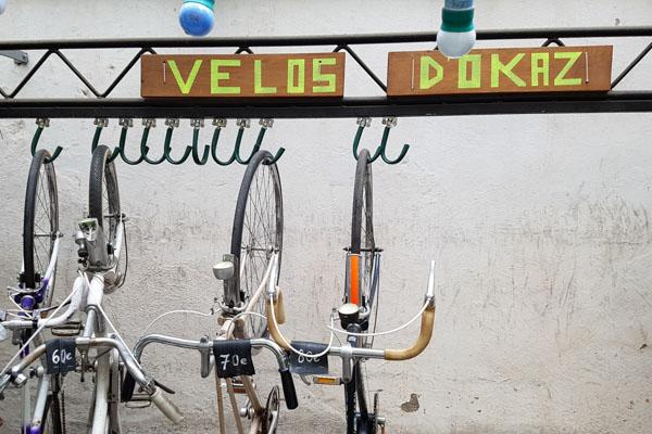 Maison du vélo de Toulouse
