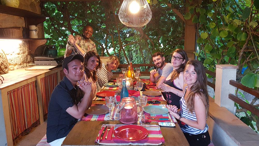 Blogueurs au Clos d'Any