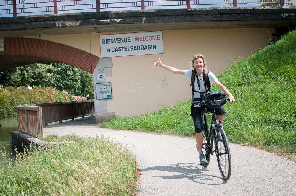 Canal des 2 mers à vélo - Castelsarrasin