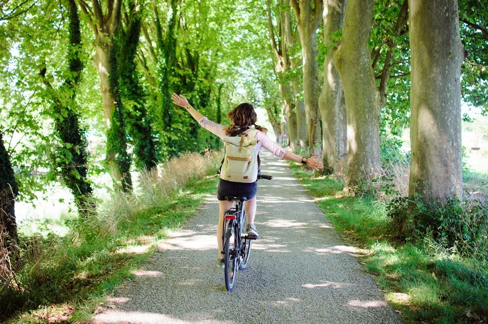 Canal des 2 mers à vélo - Agen